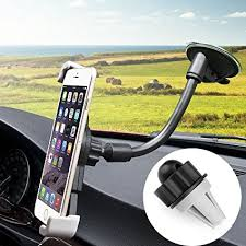 Amazon CARPRO 3 in 1 Universal Smartphones Car Mount Holder