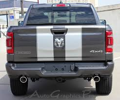 100 Ram Truck Decals 2019 2020 Dodge Racing Stripes RALLY Hood Tailgate