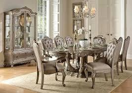 Adorable Pleasing Classic Dining Room Furniture