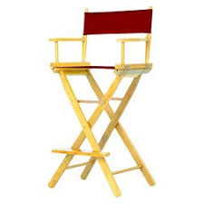 Aluminum Directors Chair Bar Height by Directors Chair Collection Target