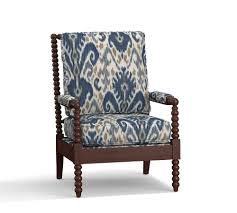 Loralie Upholstered Armchair With Walnut Finish, Polyester ... Lily Navy Floral Ikat Accent Chair Navy And Crimson Ikat Ding Chair Cover Velvet Ding Chairs Tufted Blue Meridian Fniture C Angela Deluxe Indigo Pier 1 Imports Homepop Parson Multicolor Set Of 2 A Quick Living Room And Refresh Stripes Whimsy Loralie Upholstered Armchair With Walnut Finish Polyester Stunning And Brown Ideas Ridge Table Eclectic Decatorist Espresso Wood Ode To The Skirted Katie Considers