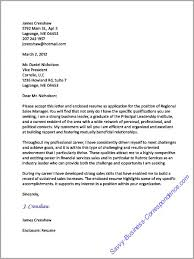 Business Letters Job Search