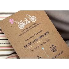Bicycle Balloon Hearts Wedding Invitation Weddingstationery Weddinginvitation