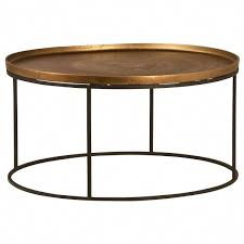 Antique Coffee Tables With Glass Top