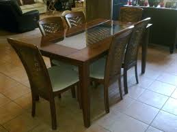 Used Dining Room Table Amazing Tables Amusing With Second Hand Furniture