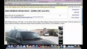 100 Laredo Craigslist Cars And Trucks Www Craigslist Com Mcallen Tx