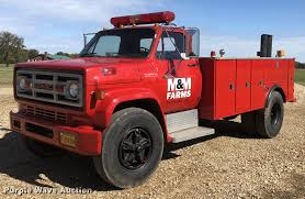 100 Used Trucks In Arkansas 1986 GMC C6000 Service Truck Item DC0156 SOLD December