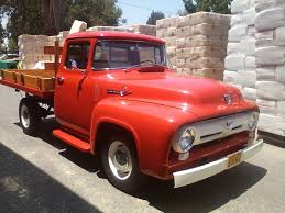 100 1956 Ford Truck This F250 Is A Classic Retired Workhorse Scom