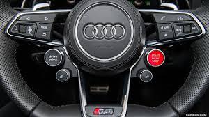 2016 Audi R8 V10 Plus Coupe UK Spec Interior Steering Wheel