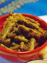 cuisiner des haricots verts recette végétarienne haricots verts aux épices de cuisine