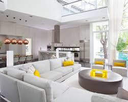 Grey Yellow And Turquoise Living Room by Yellow Gray Turquoise Living Room Houzz