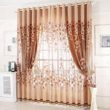 best modern fashion high quality window curtains finished for
