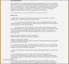 Soft Copy Resume Elegant Skills To List Unique Customer Service