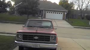 79 Chevy C10 Scottsdale