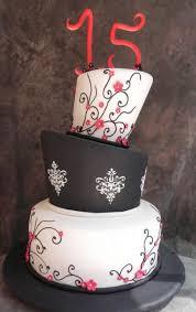Birthday Cakes Cool 15 Birthday Cake Design Inspiring 15 15