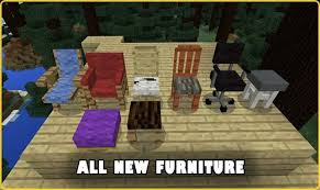 Too Many Furniture Mod Minecraft Android Apps on Google Play