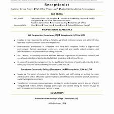 Resume Examples For Jobs Lovely Free Work Resume Example S