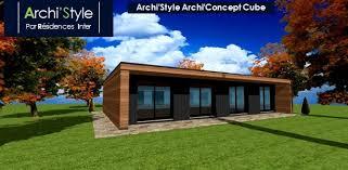 maison en cube moderne archi style 8 concept cube maison cubique moderne constructeur