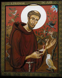 st francis of assisi icon 28 images st francis icon jpg icon