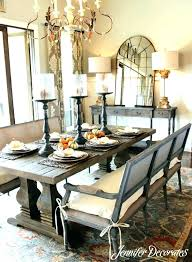 Dining Tables Decorations For Table Centerpiece Room Decor Ideas Formal Cor Christmas