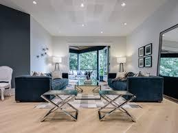 100 Contemporary Interiors Alexandrainteriorsbuckinghamheightslivingroomblue