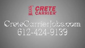 Minneapolis Truck Driving Jobs | 612-424-4590 | Crete Carrier - YouTube Entrylevel Truck Driving Jobs No Experience St Cloud Mn Best 2018 Full Time Log Driver Pittack Logging News For Foodliner Drivers Get Your Dream Job Today Right Turn Recruiting Fleets Seek As Turnover Rate Hits 95 Transport Topics Ownoperator Drive With Us Company Trucking Twin Express Foltz I29 In Iowa With Rick Pt 15 More Are Bring Their Spouses Them On The Road