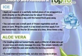 How to Get Rid of Hemorrhoids Piles