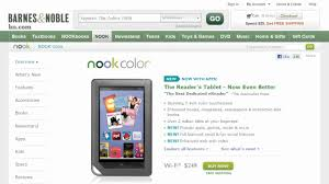 Barnes & Noble Nook Color Update - YouTube
