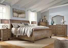 Hayden 4 Piece Queen Bedroom Set Weathered Gray