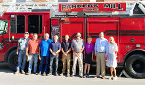 Parkers Mill Getting First Ladder Truck   News   Somerset-kentucky.com Fire Apparatus New Deliveries Hme Inc 1970 Mack Cf600 Truck Part 1 Walkaround Youtube Seaville Rescue Edwardsville Il Services In York Region Wikiwand Pmerdale District Delivery 1991 65 Tele Squirt Etankers Clinton Zacks Pics 1977 50 Telesquirt Used Details Welcome To United Volunteers Lake Hiawatha Department