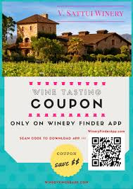 V. Sattui Winery Coupon - NEW 2018 Wine Tasting Coupon! Winecom Coupon Codes Discounts Promotions Gold Medal Wine Club Code Coupon Code Free Shipping Universal Outlet Adapter Teutonic Co On Twitter Were Offering Mixed Breed Launch Special Bakersfield Spca Vine Oh Box 12 Off Free Cozy Blanket Lavinia Obon Paris Easy To Be Parisian Woody Lodge Winery Total Wine In Store 2019 Elephant Promo Juice It Up Coupons Good Online Bq Black Friday