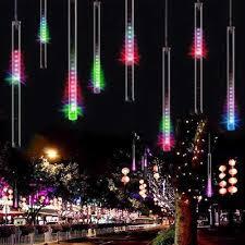 Window Curtain Icicle String Lights 300LED For Christmas Xmas OMGAI
