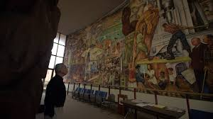 san francisco s diego rivera murals high tech photography could