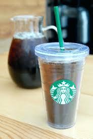 Iced Vanilla Coffee Starbucks