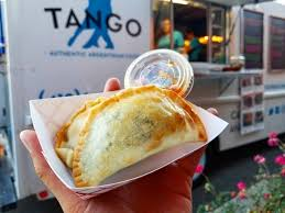 Spinach Ricotta, And Beet Empamadas Tango Food Truck - Pittsburgh ...