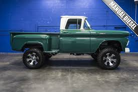 Custom Lifted Classic 1961 Chevrolet Apache 10 RWD Truck For Sale At Northwest Motorsport
