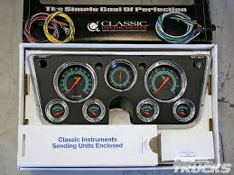 Classic Instruments Gauge Panels For 1967-1972 Chevys And GMCs ... Car Dashboard Ui Collection Denys Nevozhai Medium Ui And Dakota Digital Dash Panel Pics Ls1tech Camaro Febird C10 C10s Pinterest 671972 Chevy Gauge Cluster Vhx Instruments Dakota Digital Gauge Cluster In 1985 Ford 73 Idi Youtube Holley Efi 553106 Dash Lcd Lighted Clock Auto Truck Date Time Classic Saves 1960 Interior From A Butchered 1972 Chevrolet Guys Third Generation Hot Rod Network 1954 3100 El Don Lowrider