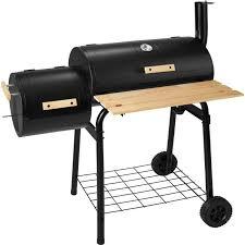 fumoir cuisine barbecue grill fumoir smoker américain avec thermomètre de