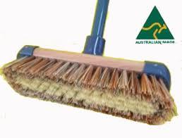 indoor and outdoor brooms