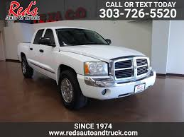 100 Dodge Dakota Truck 2005 Laramie Reds Auto And