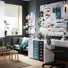 schöne ideen für ein home office ikea raum für das