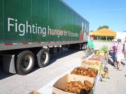 100 North Texas Truck Tarrant Area Food Bank Community Foundation