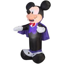 Disney Halloween Airblown Inflatables by Airblown Inflatable Vampire Mickey