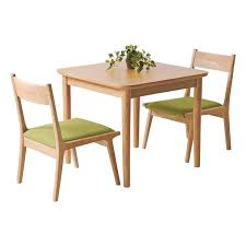 Cafe Table Set 2 People For Dining Room 3 Point Two Seat Of