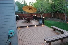 Awesome Deck And Patio Ideas For Small Backyards Images Ideas ... Patio Ideas Design For Small Yards Designs Garden Deck And Backyards Decorate Ergonomic Backyard Decks Patios Home Deck Ideas Large And Beautiful Photos Photo To Select Improbable 15 Outdoor Decoration Your Decking Gardens New