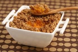 comment se cuisine la patate douce recette de crumble de patate douce et carotte facile et rapide