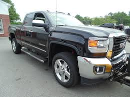 100 Used Gmc 4x4 Trucks For Sale 2016 GMC Sierra 2500HD SLT At Dave Delaneys Columbia Serving