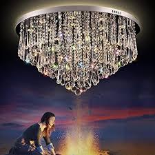 le runde luxus wohnzimmer lichter led