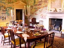 Georgian Dining Room by Historical Fayre Georgian Britain Part One