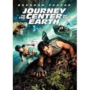 Journey To The Center Of The Earth DVD